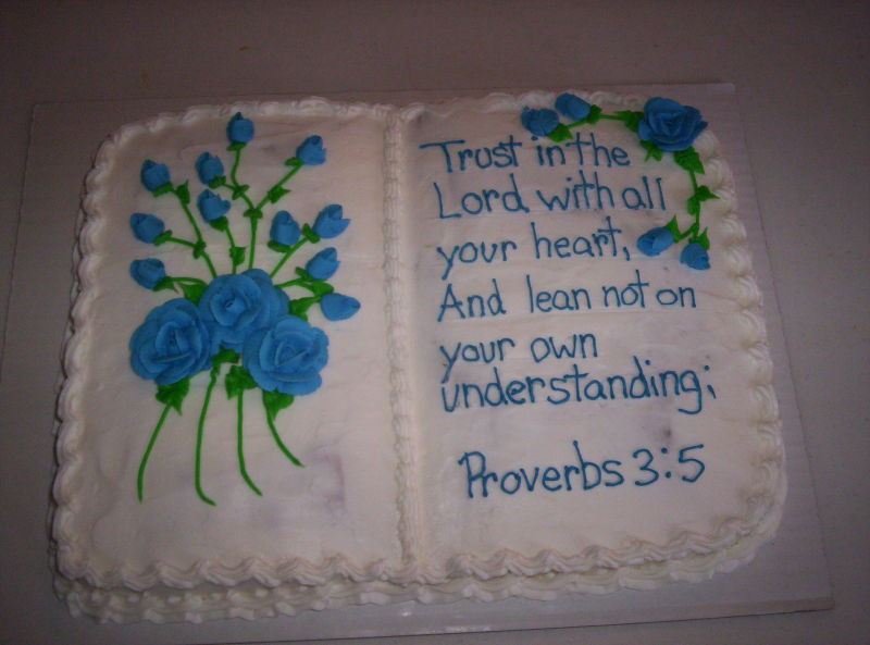 Pastor Appreciation Cake http://www.firstchurchofbighurricane.com/apps/photos/photo?photoid=15883172